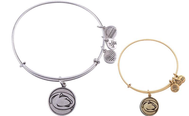 Penn State Alex Ani Mascot Charm Bangle Bracelet Item Braceletmasccha