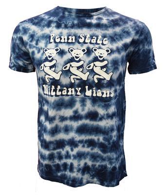 Retro Brand - Penn State Men's Grateful Dead T-Shirt