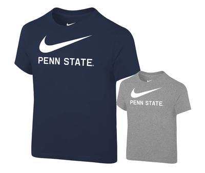 NIKE - Penn State Nike Toddler Swoosh T-Shirt