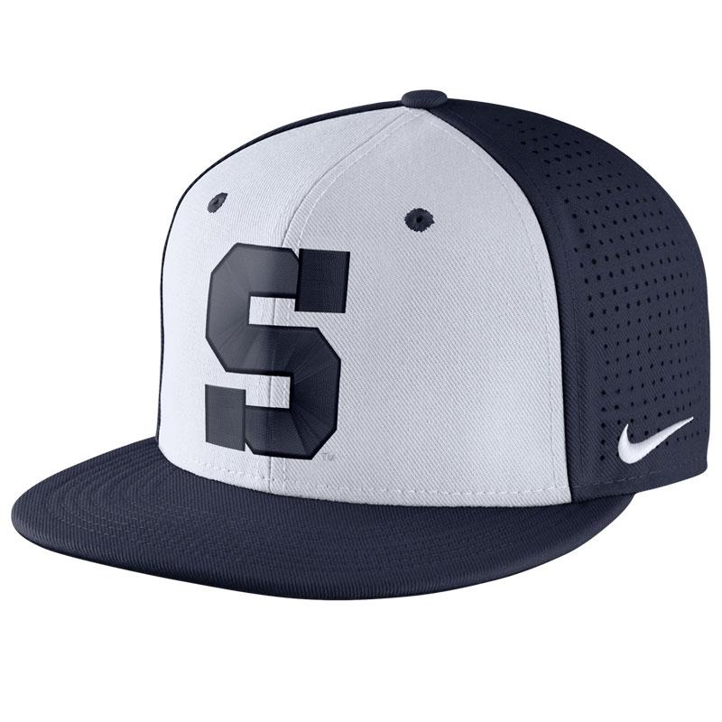 df59f98b7 Penn State Nike Adult Aero Fitted Hat | Headwear > HATS > FITTED