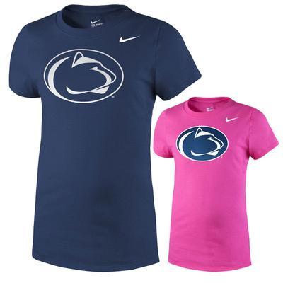 NIKE - Penn State Nike Youth Core Logo T-Shirt