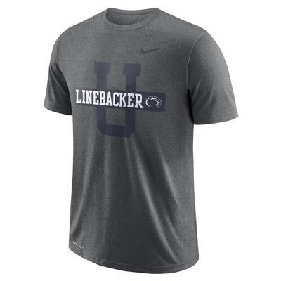 NIKE - Penn State Nike Men's Linebacker T-Shirt