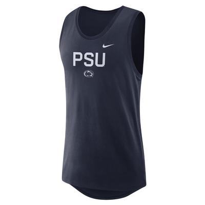 NIKE - Penn State Nike Men's Modern Tank