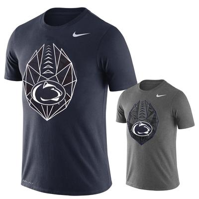 NIKE - Penn State Nike Men's Football Icon T-Shirt