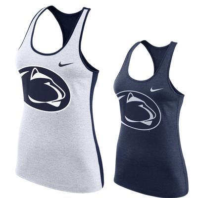 NIKE - Penn State Nike Women's Dri-Fit Touch Tank