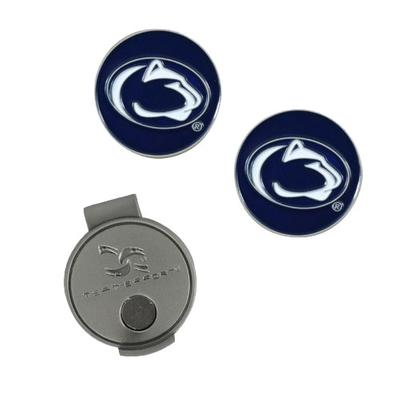 Wincraft - Penn State Golf Hat Clip & Markers