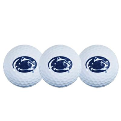 Wincraft - Penn State White Golf Balls 3 Pack