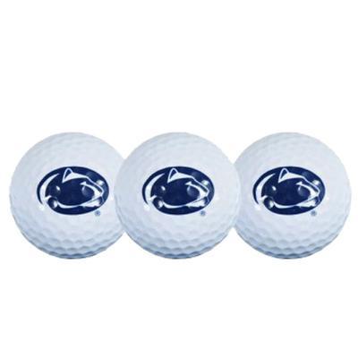Wincraft - Penn State White Golf Balls 3 Pack