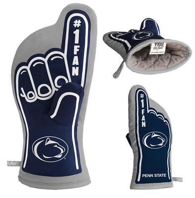 c35e4ceb6cc Penn State #1 Fan Oven Mitt   Souvenirs > HOME > KITCHEN ACCESSORIES
