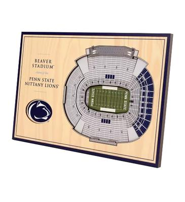 Stadium Views - Penn State 5 Layer Beaver Stadium View