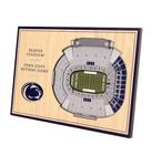 Penn State 5 Layer Beaver Stadium View