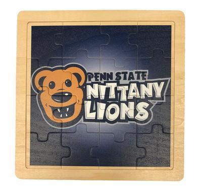Neil Enterprises - Penn State Wooden Mascot Jigsaw Puzzle