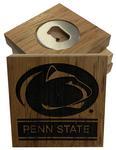 Penn State Barrel Stave Coaster Set BROWN