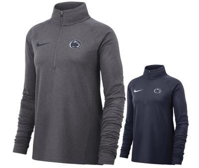 NIKE - Penn State Nike Women's Core Quarter Zip