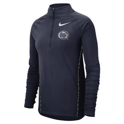 NIKE - Penn State Nike Women's NK Quarter Zip