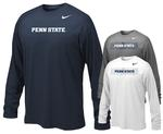 Penn State Nike Youth Sideline Long Sleeve