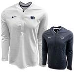 Penn State Nike Men's Coaches Half-Zip Jacket