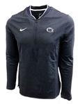 Penn State Nike Men's Coaches Half-Zip Jacket NAVY