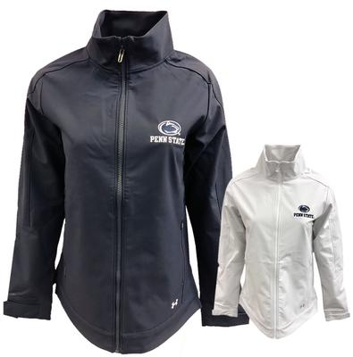 UNDER ARMOUR - Penn State Under Armour Women's Softshell Jacket