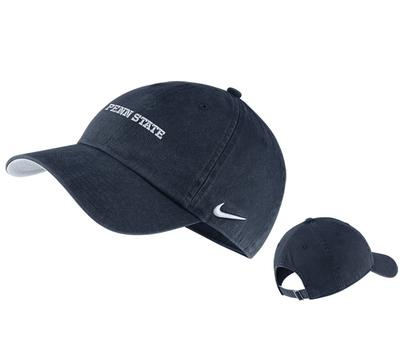 NIKE - Penn State Nike Adult H86 Washed Hat