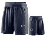 Penn State Nike Youth Fly Knit Shorts NAVY