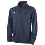 Penn State Nike Youth Therma Quarter Zip NAVY