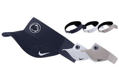 NIKE - Penn State Nike Aerobill Sideline Visor