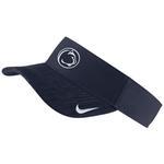 Penn State Nike Aerobill Sideline Visor NAVY