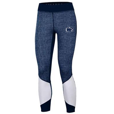 UNDER ARMOUR - Penn State Under Armour Women's Jacquard Crop Leggings