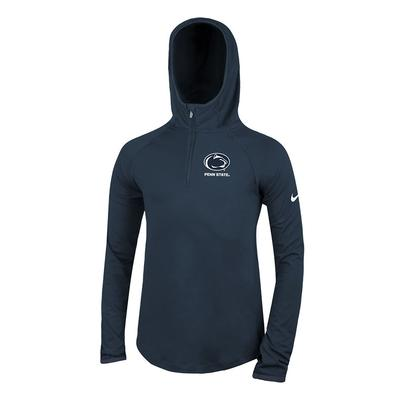 NIKE - Penn State Nike Youth Element Hood