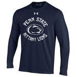 Penn State Under Armour Youth Performance Long Sleeve NAVY