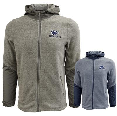 UNDER ARMOUR - Penn State Under Armour Men's Phenom Full-Zip Hood