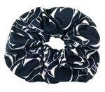 Penn State Stacked Logo Scrunchie NAVYWHITE