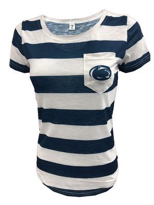 ZooZatz - Penn State Women's Yardline T-Shirt