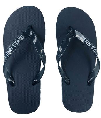 Jardine Gifts - Penn State Adult Capistrano Jelly Strap Flip Flops