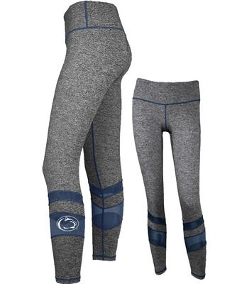 ZooZatz - Penn State Women's Color Mesh Leggings