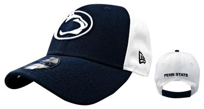 New Era Caps - Penn State Adult NE Blocked Team Hat