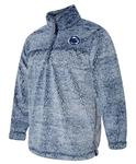 Penn State Youth Sherpa Pullover Quarter Zip VNAVY