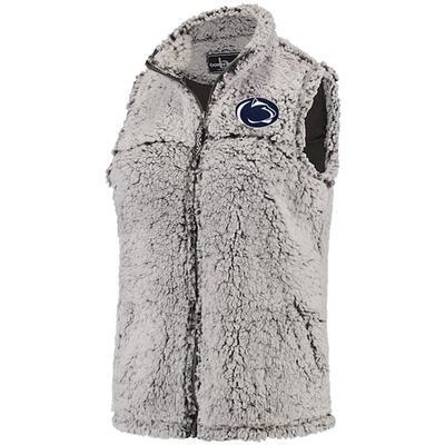 Boxercraft - Penn State Women's Sherpa Full-Zip Vest