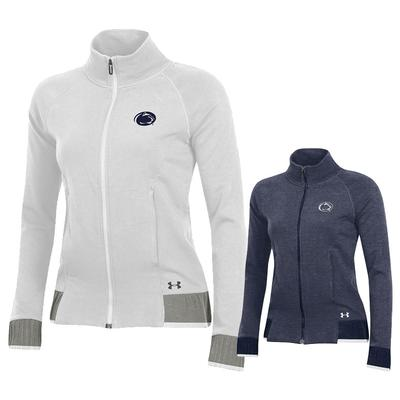 UNDER ARMOUR - Penn State Under Armour Women's Threadborne Full-Zip Jacket