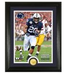 Penn State Saquon Barkley Bronze Coin Photo Mint