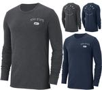Penn State Nike Men's Heavy Weight Long Sleeve