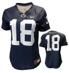 Penn State Nike Women's Legend #18 Jersey NAVY