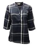Penn State Women's Plaid Tunic