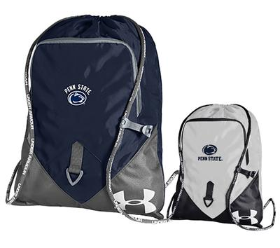 ff053895c9 Penn State Under Armour Undeniable Sackpack Item   UA1954SACKPACK