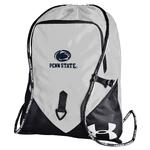 Penn State Under Armour Undeniable Sackpack WHITE