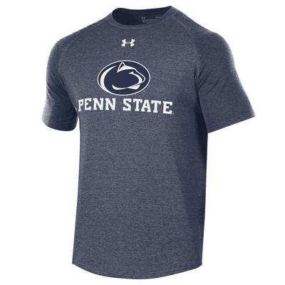 UNDER ARMOUR - Penn State Under Armour Men's Long Line T-Shirt