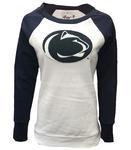 Penn State Women's Top Ranking Crew NAVYWHITE