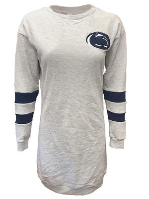 ZooZatz - Penn State Women's Varsity Sweatshirt Dress