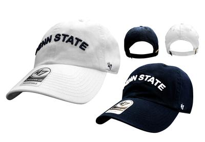 47 Brand Twins - Penn State Adult '47 Clean Up Hat